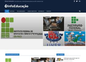 Infoeducacao.com.br thumbnail