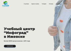 Infograd18.ru thumbnail