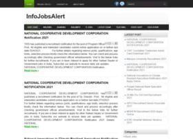 Infojobsalert.in thumbnail