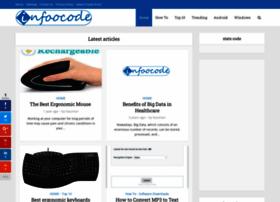 Infoocode.com thumbnail