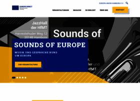 Infopoint-europa.de thumbnail