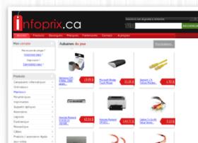 Infoprix.ca thumbnail