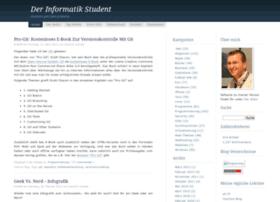 Informatik-student.de thumbnail