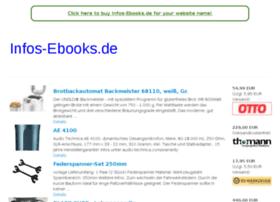 Infos-ebooks.de thumbnail