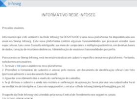Infoseg.gov.br thumbnail