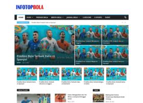 Infotopbola.com thumbnail