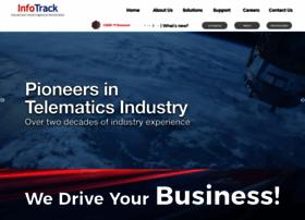 Infotracktelematics.com thumbnail