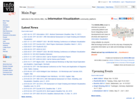 Infovis-wiki.net thumbnail