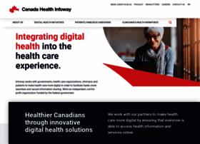 Infoway-inforoute.ca thumbnail