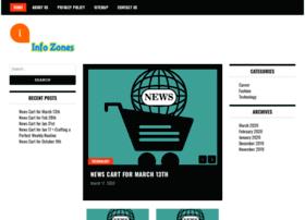 Infozones.in thumbnail