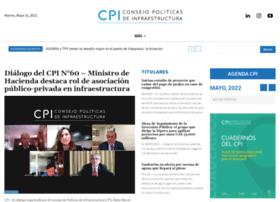 Infraestructurapublica.cl thumbnail