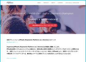 Ingenico.co.jp thumbnail