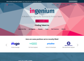 Ingenium.agency thumbnail