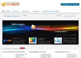 Ingsoft.com.co thumbnail