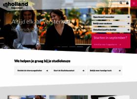Inholland.nl thumbnail