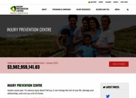 Injurypreventioncentre.ca thumbnail