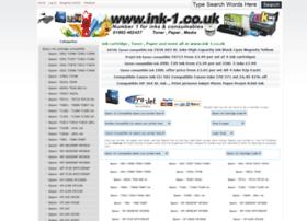 Ink-1.co.uk thumbnail