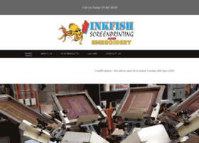 Inkfish.co.nz thumbnail