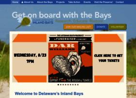 Inlandbays.org thumbnail