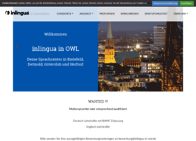 Inlingua-in-owl.de thumbnail