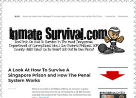 Inmatesurvival.com thumbnail