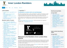 Innerlondonramblers.org.uk thumbnail