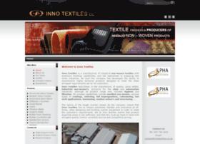 Innotextiles.co.za thumbnail