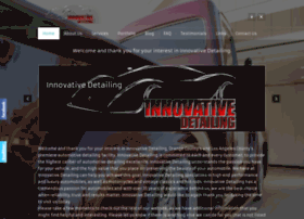 Innovativedetailing.com thumbnail