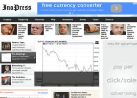 Inopress.net.ua thumbnail