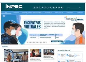 Inpec.gov.co thumbnail