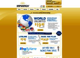 Inphonex.com thumbnail