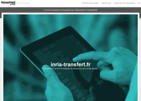 Inria-transfert.fr thumbnail
