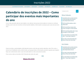 Inscricao2020.com.br thumbnail
