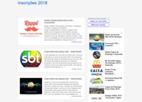 Inscricoes2016.com.br thumbnail