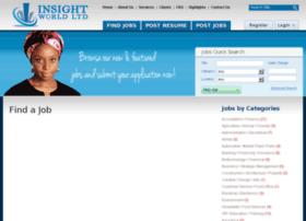 Insightworld.co.tz thumbnail