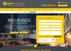 Inspireinsurance.co.uk thumbnail