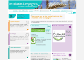 Installation-campagne.fr thumbnail