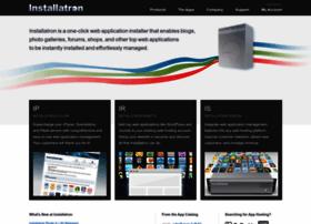 Installatron.com thumbnail