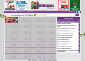Instituciones.gnb.com.bo thumbnail