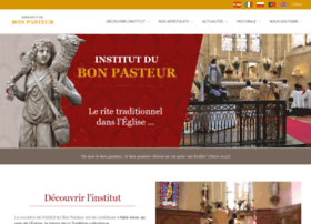 Institutdubonpasteur.org thumbnail