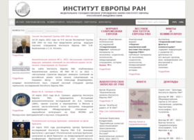 Instituteofeurope.ru thumbnail