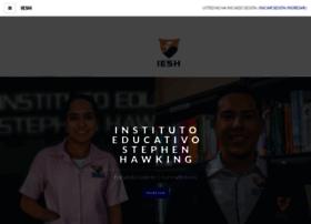 Instituto-iesh.com.mx thumbnail