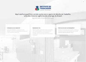 Institutodotrabalhador.com.br thumbnail