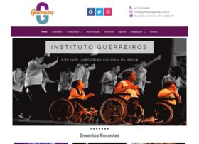 Institutoguerreiros.com.br thumbnail