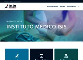 Institutomedicoisis.com.ar thumbnail