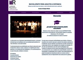 Institutorepublica.edu.ar thumbnail