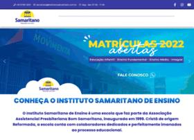 Institutosamaritano.com.br thumbnail