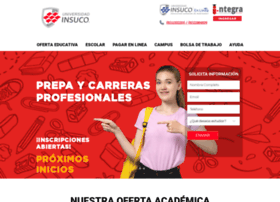 Insuco.edu.mx thumbnail