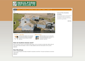 Insulform.co.nz thumbnail