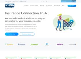 Insuranceconnectionusa.com thumbnail